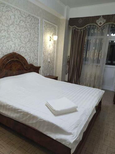 Недвижимость - Балыкчы: 1 комната, Душевая кабина, Постельное белье, Кондиционер, Без животных