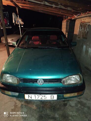 Volkswagen Golf 1.4 л. 1991 | 4545 км