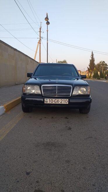 İşlənmiş Avtomobillər Lənkəranda: Mercedes-Benz E 250 2.5 l. 1993 | 445566 km