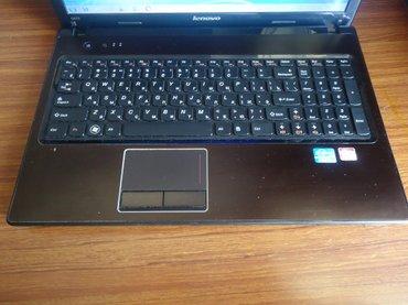 Bakı şəhərində Lenovo G570(core i5+3 GB videokartla) noutbuk əla- şəkil 2