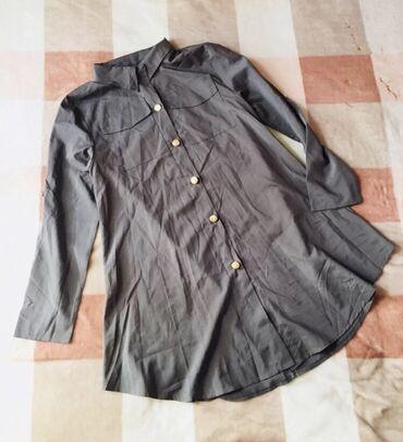 Новая рубашка-туника 42-44 размер, обмен