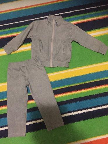 Ostala dečija odeća | Sombor: NOVOdecija trenerka, vel 2
