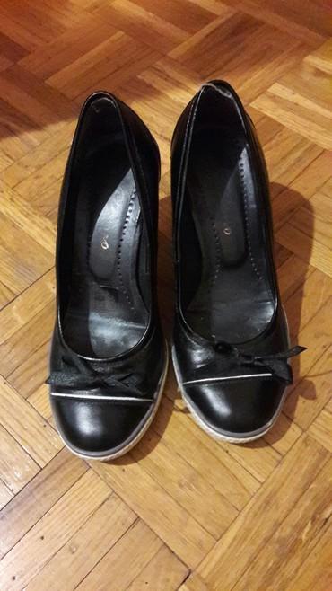 Bez-cipele-na-stiklu - Srbija: Stefano kozne zenske cipele na stiklu, broj 38