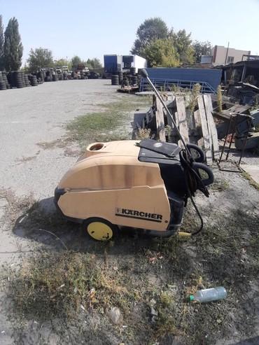 Моечные машины в Кыргызстан: Мойка Karcher на запчасти