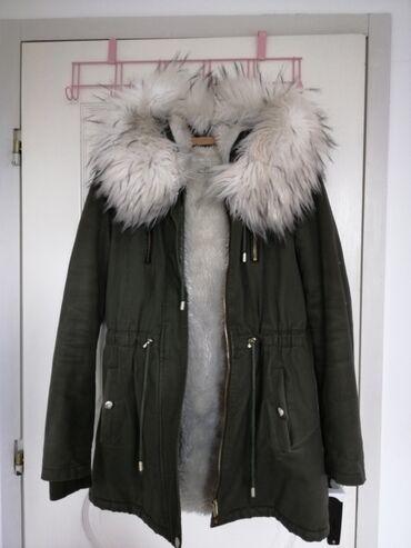 Zimska jakna Sa pravim krznom 2.000