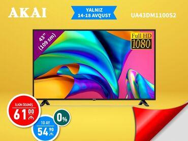 aka - Azərbaycan: Tv AKAI  109ekran  Faisiz kreditle Elde edin  Catirilma Pulsuz  resmi