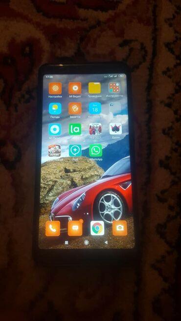 Xiaomi Redmi Note 5 32 ГБ Черный