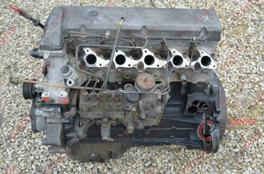 Ремонт дизельных двигателей мерс 601,602. в Бишкек