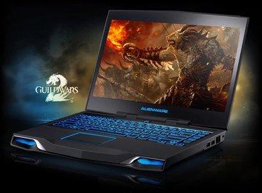 Bakı şəhərində Dell alienware m14x i7 gamer iqravoy noutbuku,8 ayın