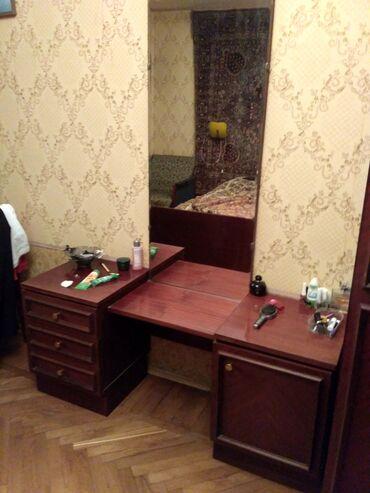 Мебель польская: трюмо, стенка из трех секций, шифоньер трехстворчатый