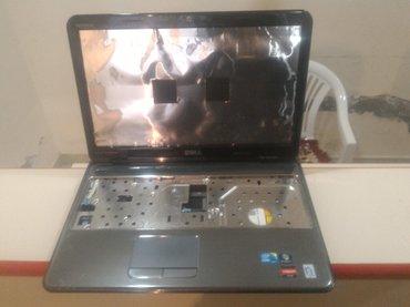 Dell 5010 notebook- u üçün full korpus. əla vəziyyətdədir. в Гянджа