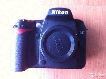 Nikon d90 body + objektiv 18-55. в Ош