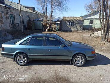 Audi 100 2.6 л. 1991   350000 км