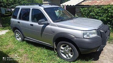 rover 825 в Кыргызстан: Land Rover Freelander 2003