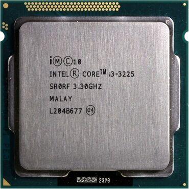 socket 1155 материнская плата в Кыргызстан: Процессор для ПК Lga 1155 (сокет) core i3-3225 3'3Ghz 2 ядра 4 потока