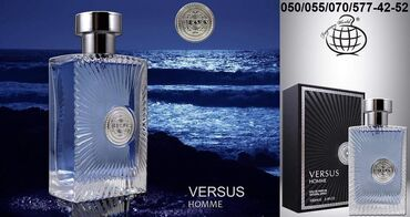 pour toujours - Azərbaycan: Versace Pour Homme Eau De Parfum for Men kişi ətrinin dubay variyantı