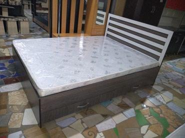 Новый двухспальной кроват, в Бишкек