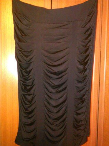 Nova suknja crna, svečana, elegantna, lastex - Beograd