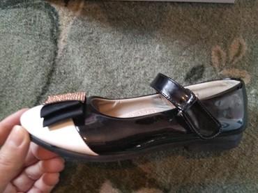 Продаю б.у лакированные туфли.в отличном состоянии! размер 32.цена