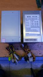 телефон fly mc100 блок питания в Азербайджан: Блок питания ATX-350  Цена указана за 1 блок