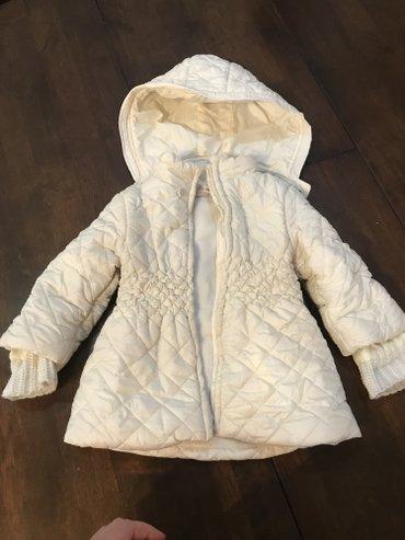 """Стильная куртка """"chicco"""" На 1- 1,5 годика  в Бишкек"""