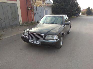 mercedes monitor - Azərbaycan: Mercedes-Benz 220 2.2 l. 1995 | 211427 km