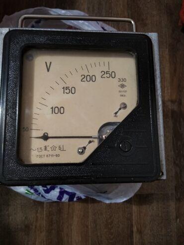Продаю вольтметр (стабилизатор) производство СССР хорошее качество