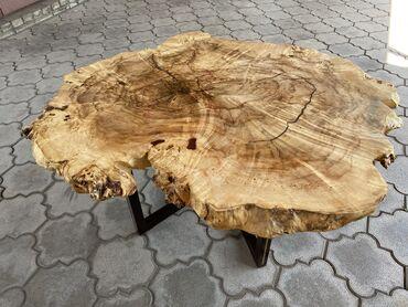 """Эксклюзивный стол """"Озеро"""" .Столешница стола выполнена из красивейшего"""