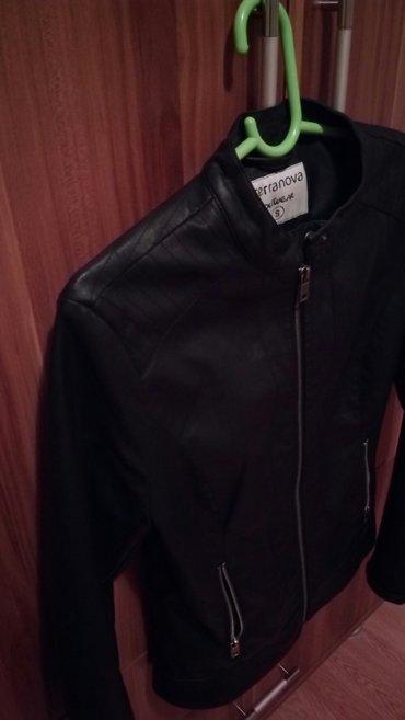 Ocuvana jakna, jako malo nosena. Eko koza, velicina je s (m) - Beograd