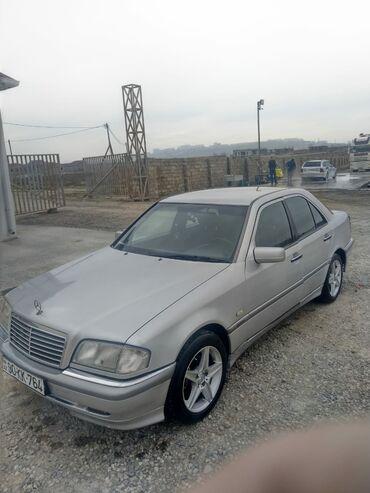 brilliance m2 1 8 at - Azərbaycan: Mercedes-Benz C 180 1.8 l. 1999   311000 km