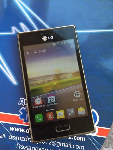 LG E-610 Sim free u dobrom stanju bez napukotina, lomova. Staklo ne - Belgrade