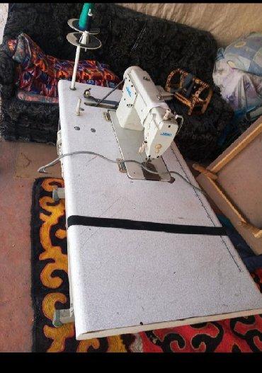 швейную машину juki в Кыргызстан: Продаю швейную машину Состояние отличное JAKI За 7000 сом