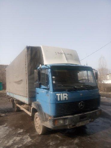 Грузовой и с/х транспорт в Каракол: Продаю Мерседес бенс Гигант 8094куб без турбины . хорошое состояние