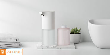 ШОК ЦЕНА!!! Сенсорная мыльница XIAOMI Mijia Automatic Foam Soap