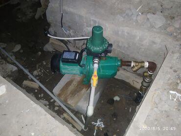сантехник по заявкам в Кыргызстан: Сантехник | Чистка водопровода | Стаж Больше 6 лет опыта