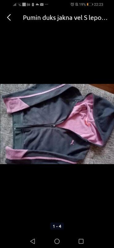 Personalni proizvodi | Nova Pazova: U paketu ima 2 duks jakna jedan je pamučna Puma a druga je plišana vel