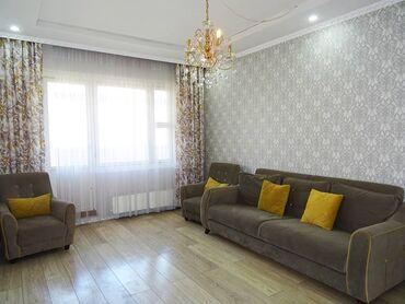 Продажа квартир - Бишкек: 105 серия, 3 комнаты, 61 кв. м Бронированные двери, Евроремонт, Парковка