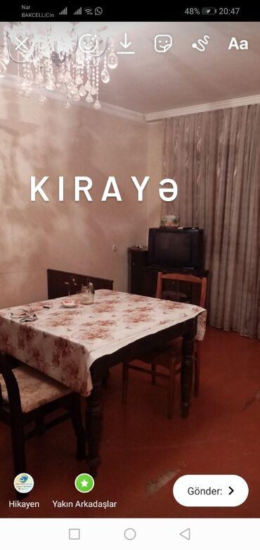 Mənzil kirayə verilir: 2 otaqlı, 45 kv. m, Saray