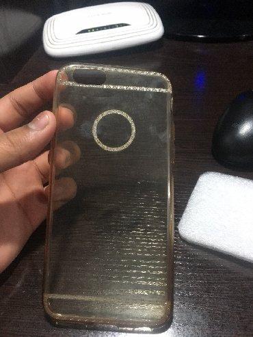 чехол-с-мишкой в Кыргызстан: Чехол с блестками на IPhone 6s за 100 сом