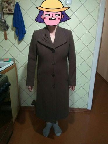 Пальто женское, одевали раз 5 в Бишкек