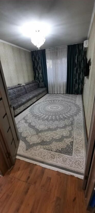 дизель квартиры in Кыргызстан | АВТОЗАПЧАСТИ: 105 серия, 1 комната, 35 кв. м С мебелью, Евроремонт, Кондиционер