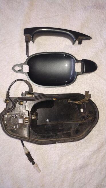Транспорт - Пульгон: БМВ bmw е60 ручка двери комплект оригинал, Баткенская обл Кадамжайский