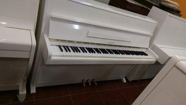 Bakı şəhərində Pianino Weinbach - Çexiya istehsalı, ideal mexanizm ve seslenme,- şəkil 5