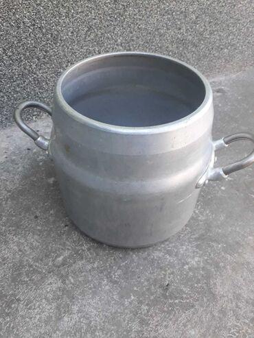 Kuća i bašta | Despotovac: Na prodaju aluminijumski lonac star 30 godina ne upotrebljivan