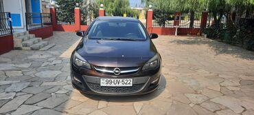 Opel Astra 1.6 l. 2015   174000 km