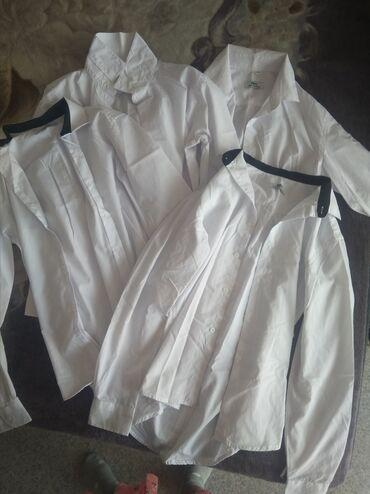 Школьные рубашки. 37 р. На 14-15 лет