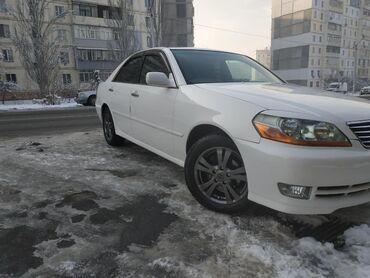 toyota япония в Кыргызстан: Toyota Mark II 2.5 л. 2002
