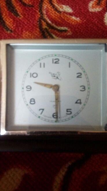 Часы будильник .ош шаары