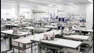 Услуги швейного цеха - Кыргызстан: Набираем опытных швей в швейный цех отличная условия высокая зарплата