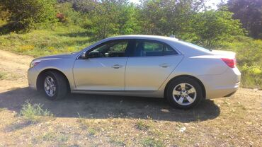 Chevrolet Azərbaycanda: Chevrolet Malibu 2.5 l. 2013 | 250000 km